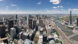 Melbourne, une ville jeune au passé riche