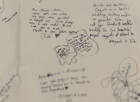 Creative Guestbook Ideas for your Wedding Day