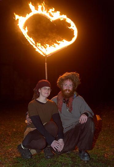 Flammenherz Flammenzirkus
