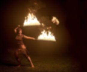Flammenschwerter Flammenzikus