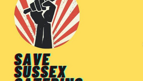'These redundancies could mean poverty and deportation'– Sussex activists discuss fight to save jobs
