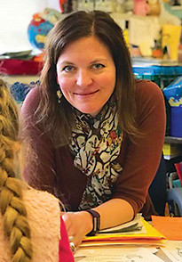 Teacher Feature: Ashley Stern