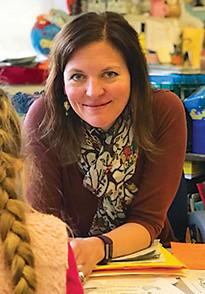 Teacher Feature: Ashley Stern