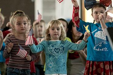 Schools host Veterans Day Assembly