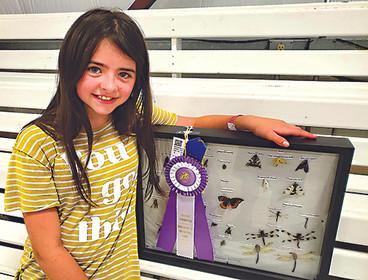 Swan River 4H kids bring home ribbons