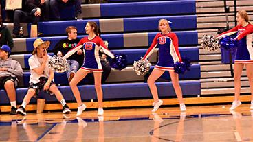 Cheery Cheerleaders