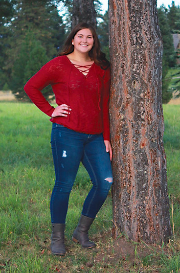 Student of the Month: Roxanne Carroll