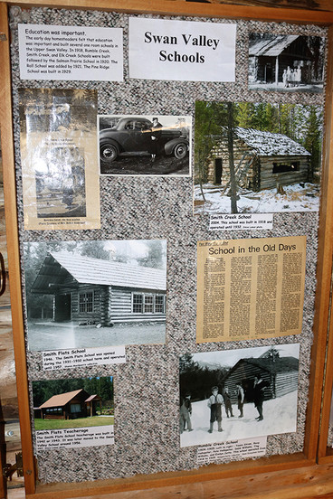 Swan Valley Historical Society Museum History in the Upper Swan Valley