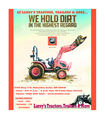 LARRY'S TRACTORS, TRAILERS & MORE