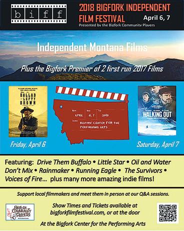 Bigfork hosts 2nd Indie FilmFest