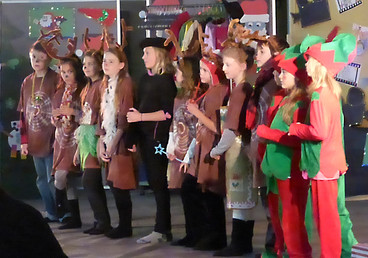 Swan River School: Lights! Camera! Christmas!