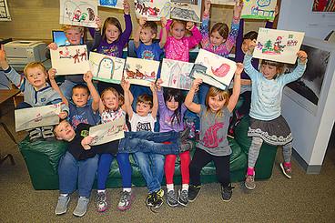 Dear Santa...Mrs. Brevik, Swan River Kindergarteners