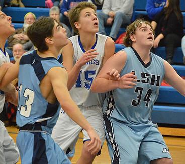 BHS Freshmen Vikes Hoops