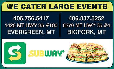 Subway Bigfork