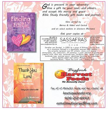 Local author's books in Barnes & Noble, Costco, Amazon and boutiquebooks.org