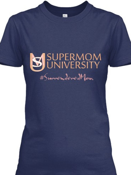 SuperMom University Tee