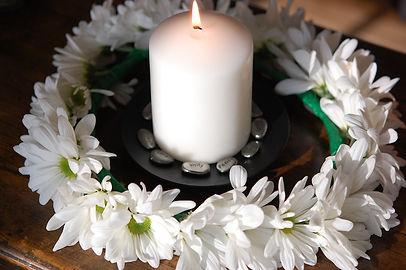 Peaceful Candle