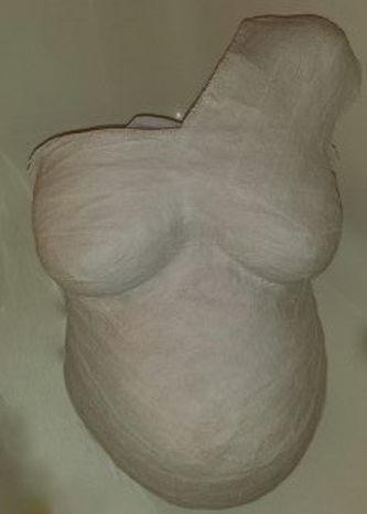 Pregnancy Belly Casting