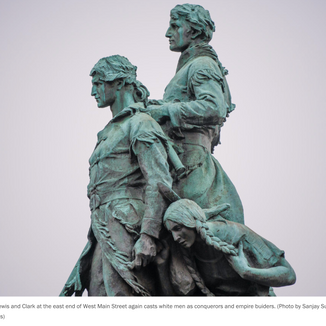 Monuments and White Supremacy
