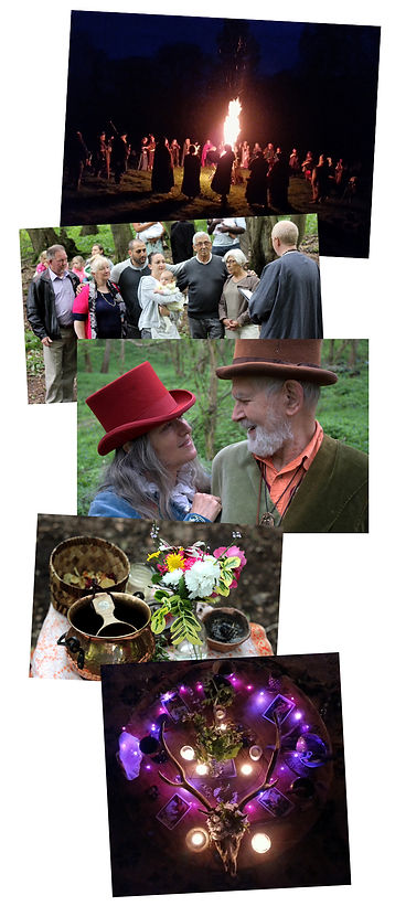 Live Events and Workshops HandFasting Pagan Photographer By Kieron Sibley www.paganphotographer.com