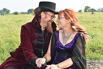 HandFasting Wedding Ceremony Druid Wiccan Pagan Photographer By Kieron Sibley www.paganphotographer.com