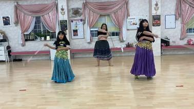 maaya Oriental Dance Saidi