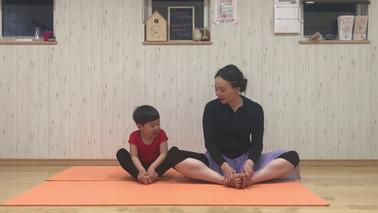 若尾バレエ学園 おうちでレッスン!親子ストレッチ・プチエクササイズ編