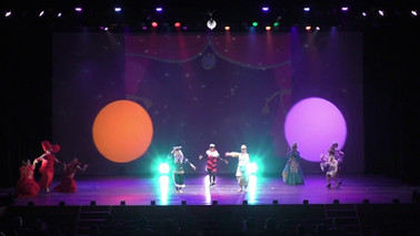 Tsuna Belly Dance Troupe「女王様のハートブレイク」