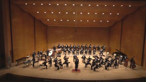 甲斐市敷島吹奏楽団 吹奏楽のための「風之舞」