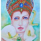 Goddess of Love and Wisdom