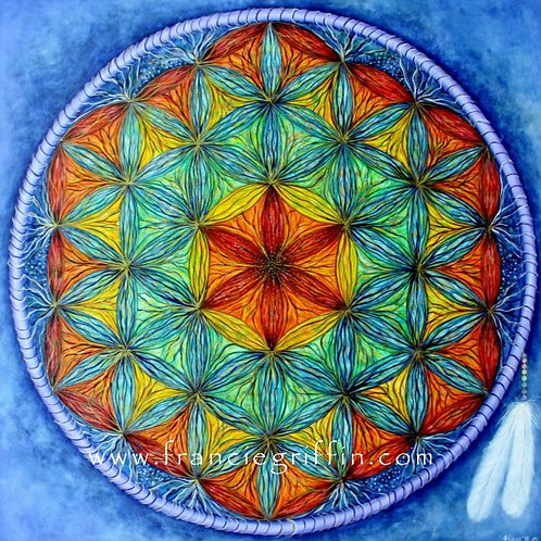 Joy ~ Flower of Life