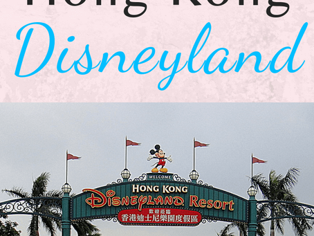 A  Comprehensive Guide To Disneyland Hong Kong