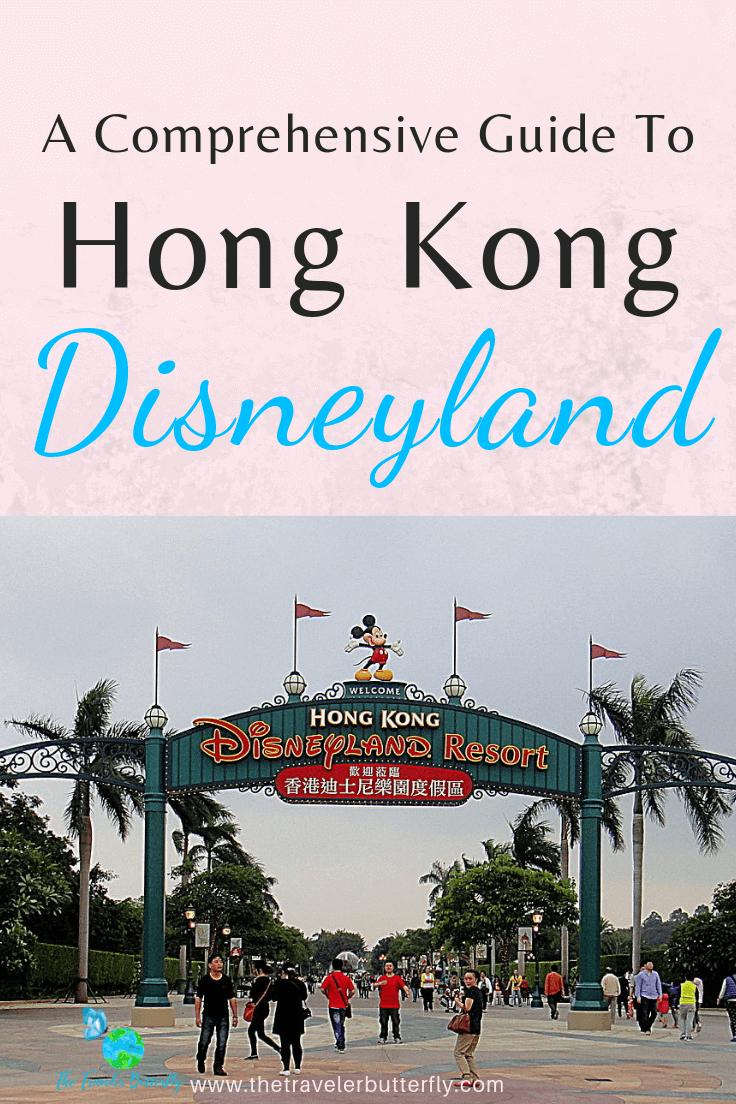 a comprehensive guide to hong kong disneyland