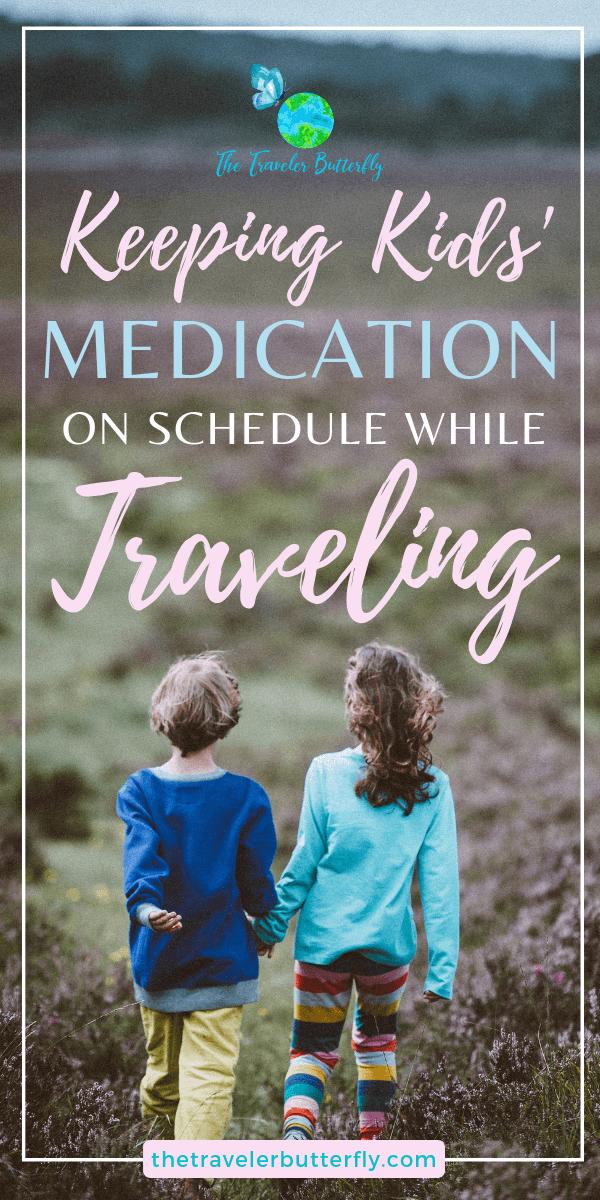 keeping kids medication