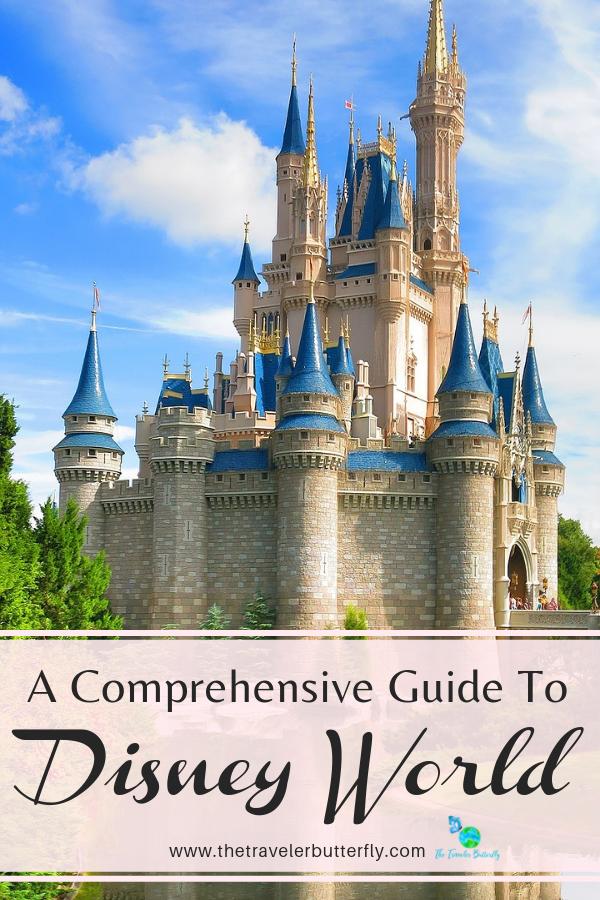 a comprehensive guide to disney world