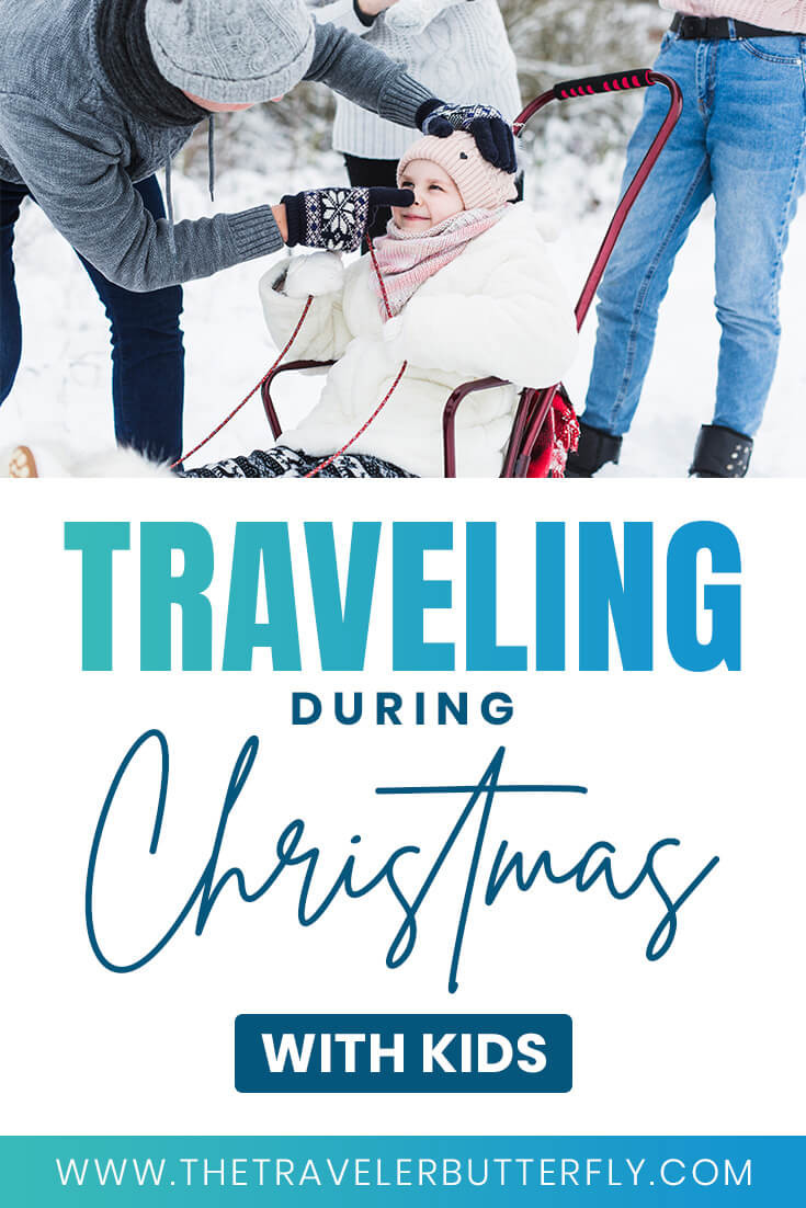 traveling during christmas