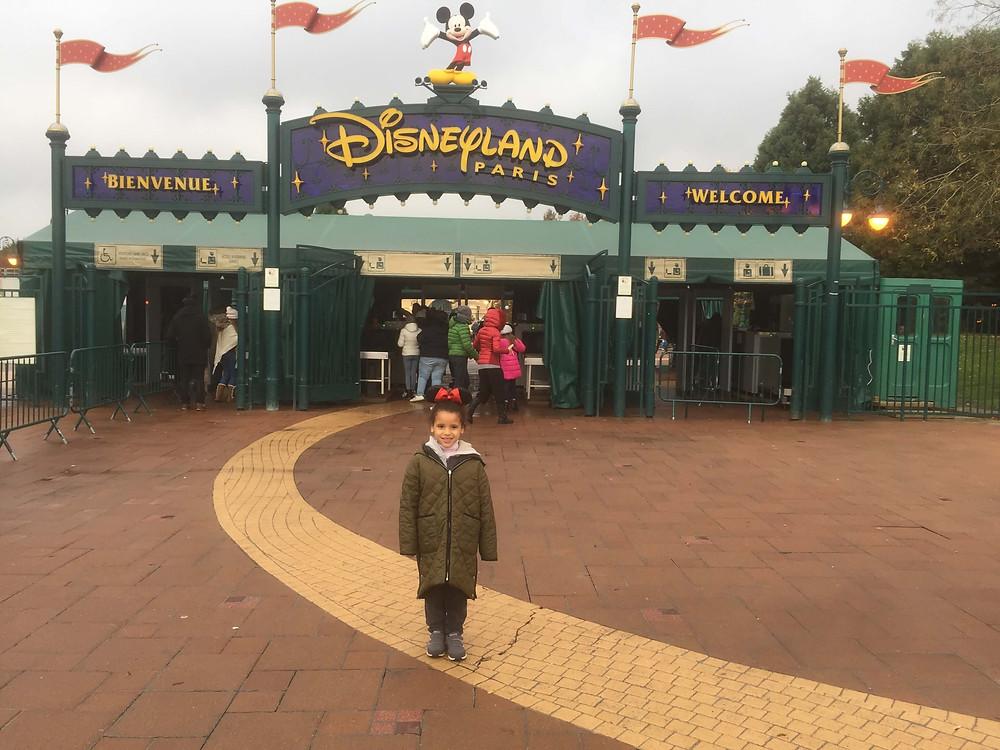 Getting To Disneyland Paris