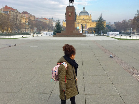 FAMILY VISIT TO ZAGREB – A GREAT TIME FOR PARENTS AND KIDS