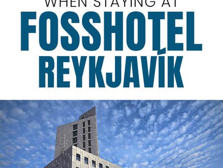 Fosshotel Reykjavík, Iceland: The perfect family hotel in the City of Northern Lights
