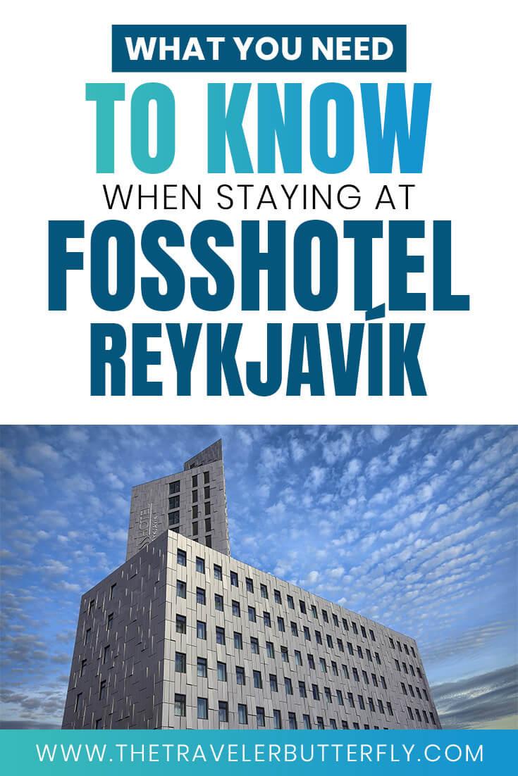 fasshotel reykjavik