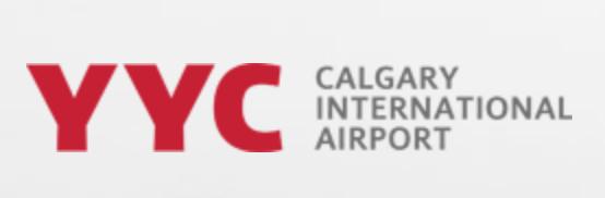 YYC international airport