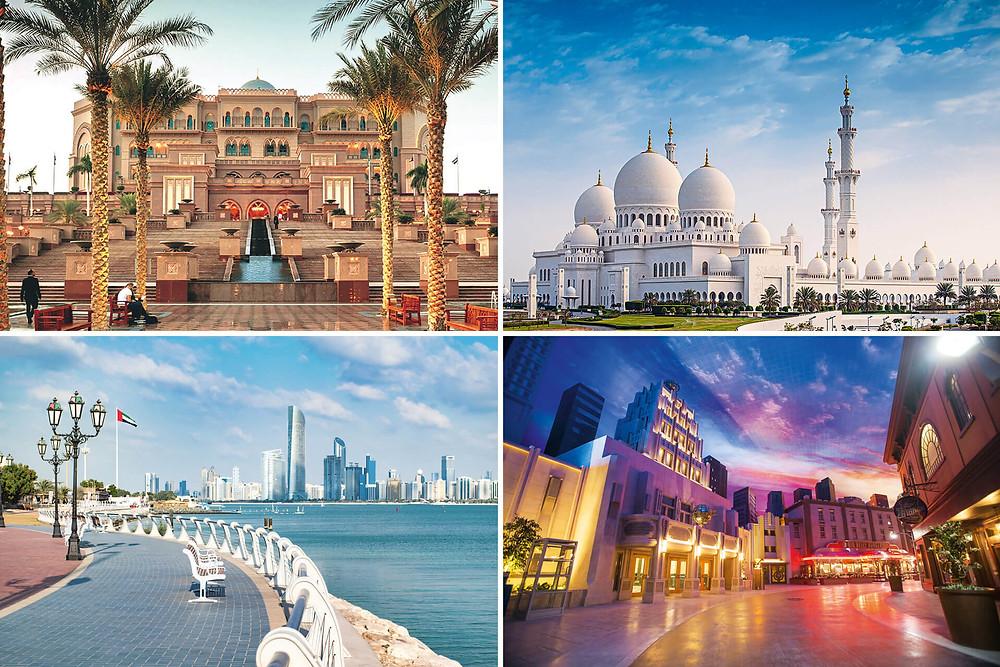 Trip to Abu Dhabi with kids