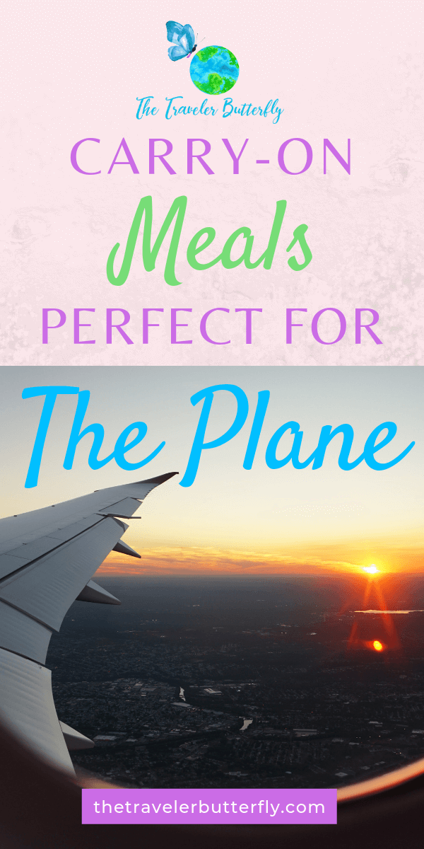 Perfect Guide On Food To Take On Plane