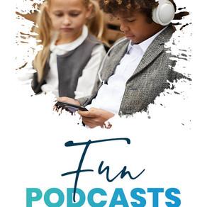 15 Fantastic Podcasts for Kids