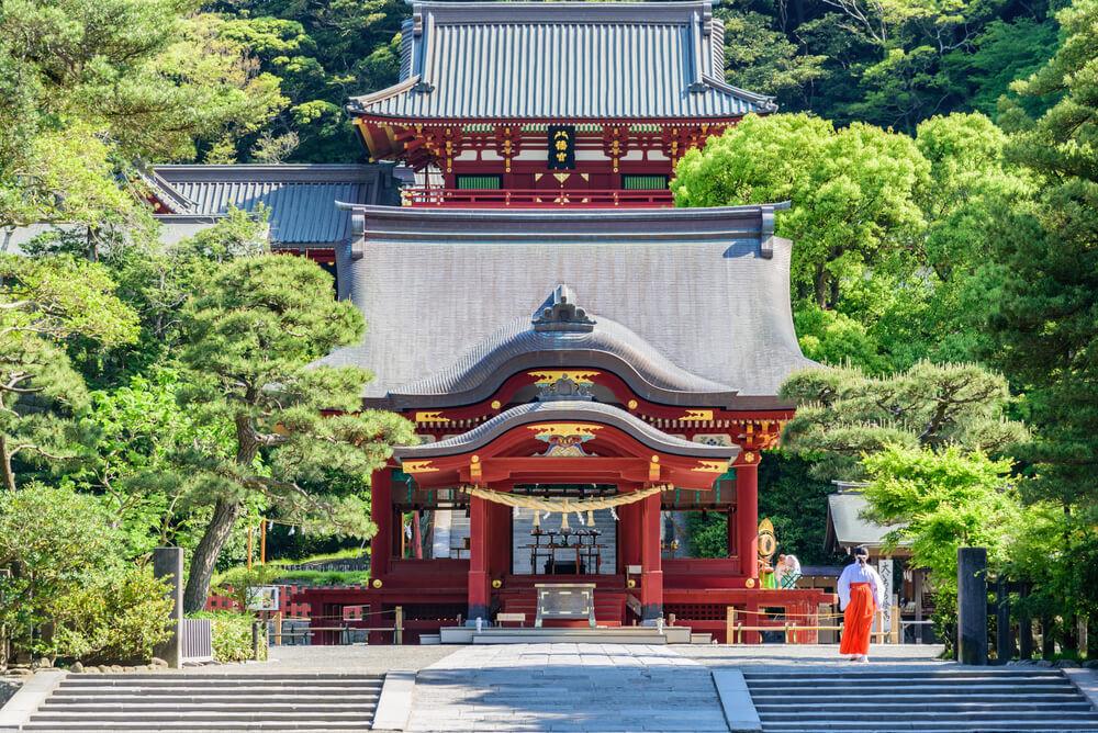 Tsurugaoka Hachimanju Shrine