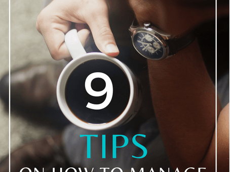 9 Tips On How To Manage Jet Lag
