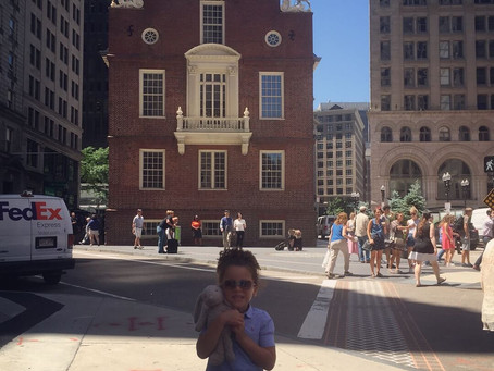 The Ultimate Guide to Boston for families
