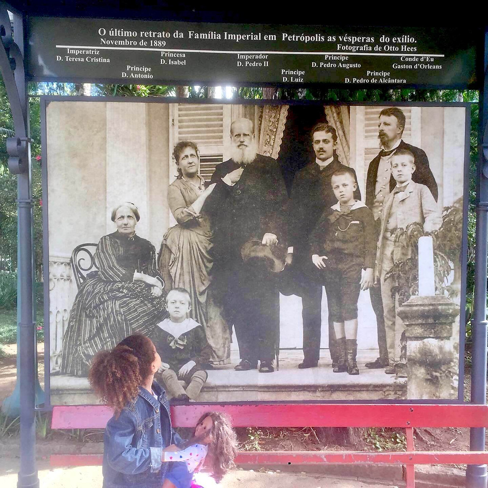 Loreva in Petrópolis