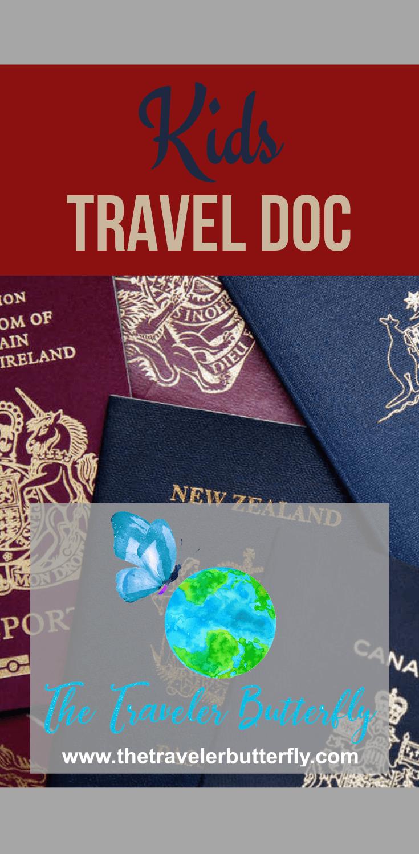 kids travel doc
