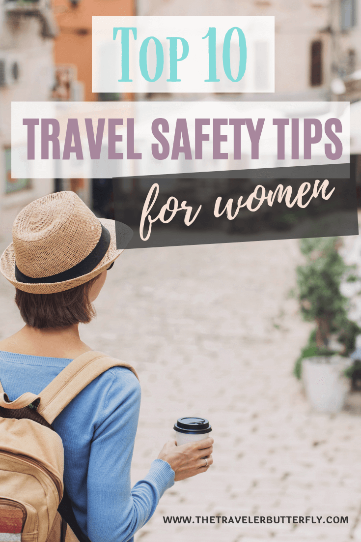 Tips For Solo Female Travelers With Kids